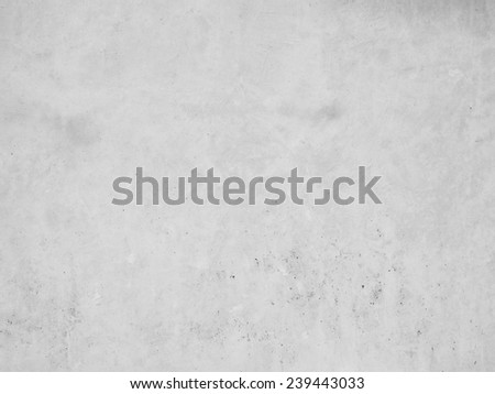 old white cement wall background in interior #239443033