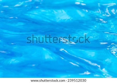 abstract water surface #239512030