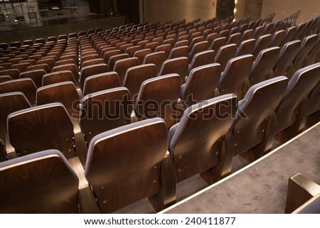 theatre seats #240411877