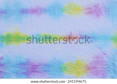 tie dyed pattern for background.  #241594675