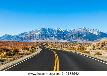 road trip, USA #242186542