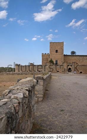 Pedraza de la Sierra (Segovia,Spain) medieval castle #2422979