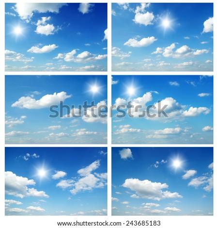 blue sky #243685183