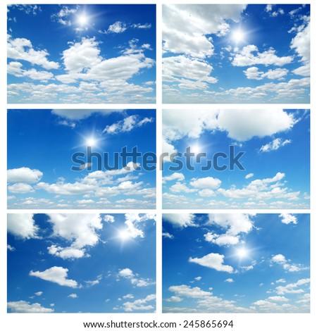 blue sky  #245865694