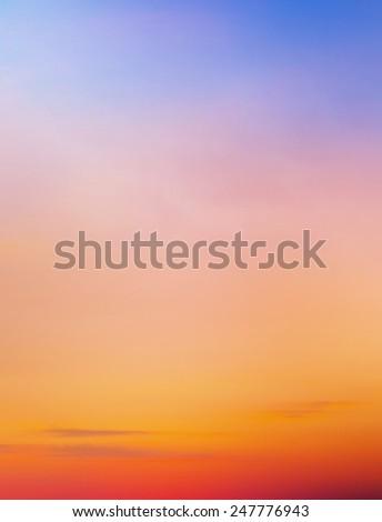 Sunset sky background #247776943