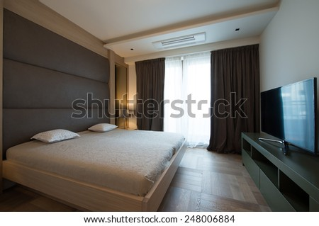 Bedroom Interior #248006884