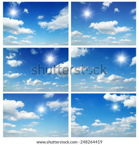 blue sky #248264419