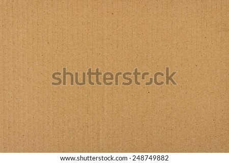 cardboard texture may use as background Royalty-Free Stock Photo #248749882