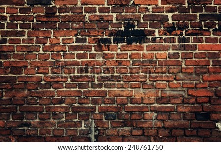 old brick wall background #248761750