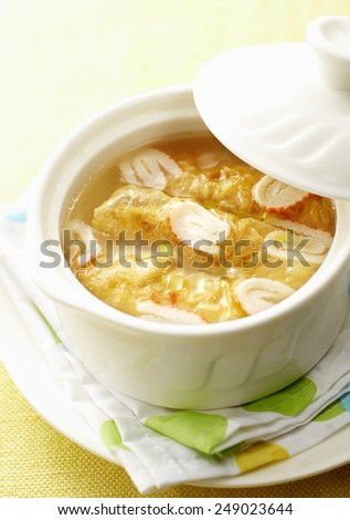 Chinese dishes,Steamed food #249023644