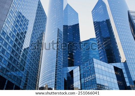 high tech business background #251066041