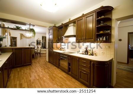 luxury kitchen #2511254