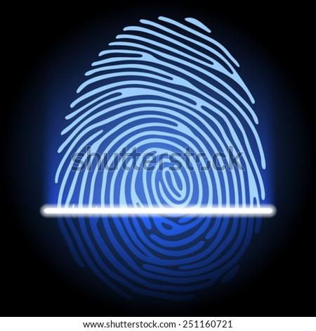 fingerprint identification system #251160721