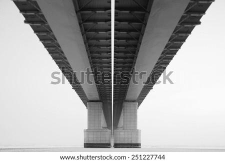 Bridge Royalty-Free Stock Photo #251227744
