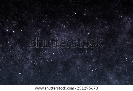 Silver Sky - Elements of this Image Furnished by NASA