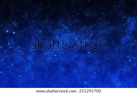 Fable Sky - Elements of this Image Furnished by NASA