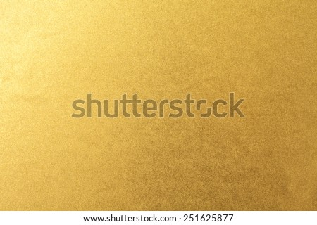 Gold paper Royalty-Free Stock Photo #251625877