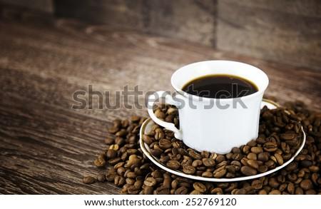 Roasted Coffee #252769120