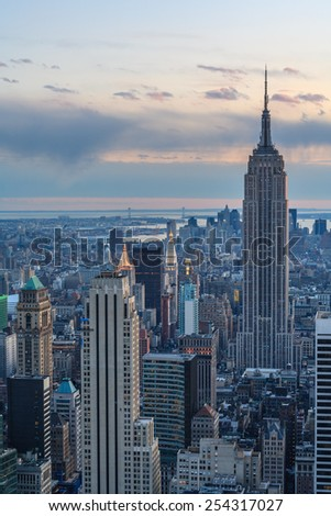 new york #254317027