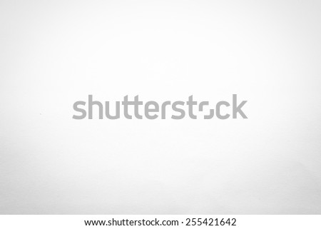 White Background of Paper Show patterns