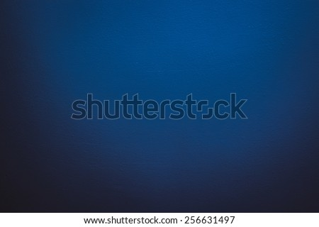 Empty, only dark and deep blue background