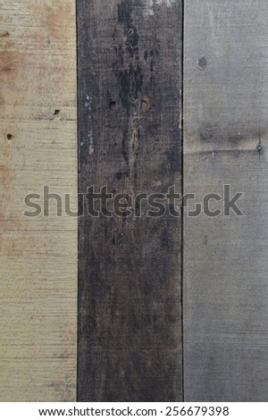 Pallet wood in grays and browns #256679398