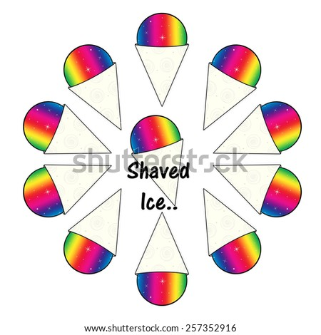 Snow Cone/Shaved Ice