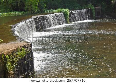 Waterfall at Canela - Rio Grande do Sul - Brazil #257709910