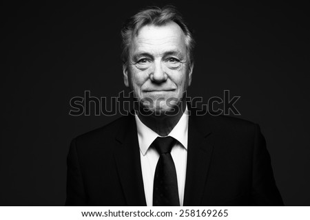 Man in a suit Royalty-Free Stock Photo #258169265