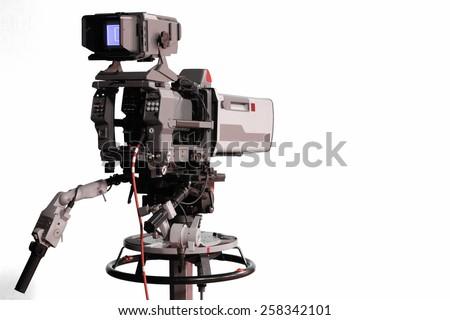 Television camera optional #258342101
