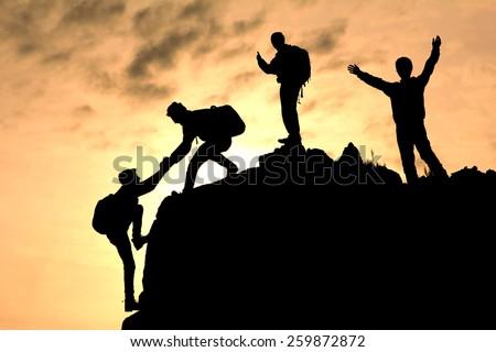 climbing team success