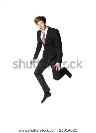 jumping man #26014021