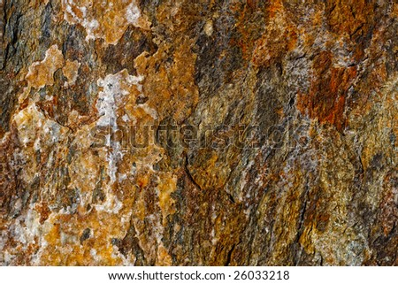 Rough granite stone surface for background/texture #26033218