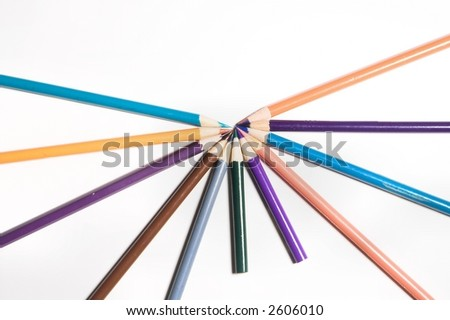 Colored Pencils #2606010