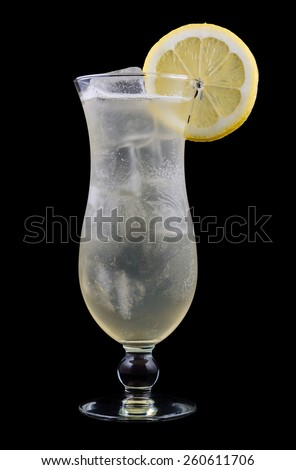 Lynchburg Lemonade is a drink that contains Jack Daniel's, triple sec, simple syrup, freshly squeezed lime juice topped with Sprite