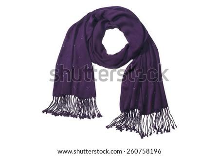 Purple Scarf #260758196