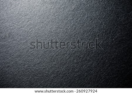 Black slate texture surface, May be used as background