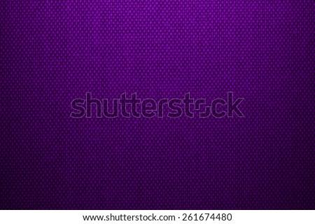 purple textile texture to background