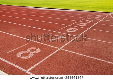 Racetrack #263641349