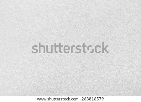 white  leather texture background Royalty-Free Stock Photo #263816579