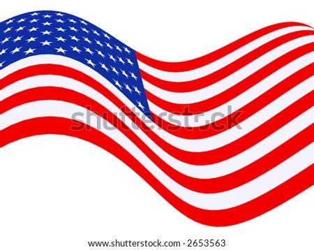 Flag the USA #2653563