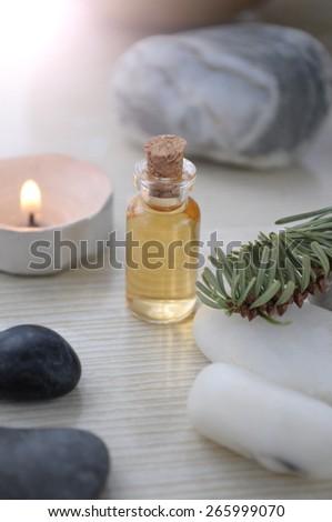 spa aromatherapy oil #265999070