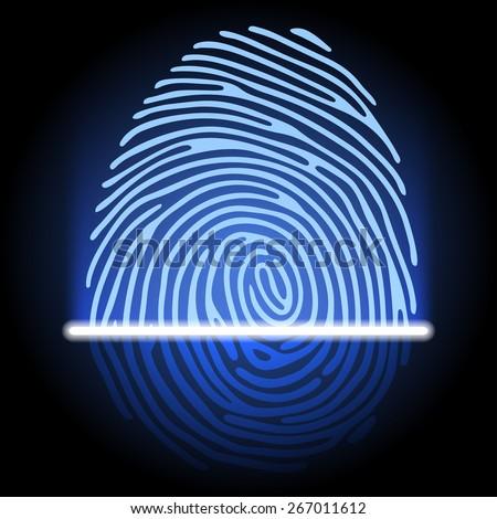 fingerprint identification system #267011612