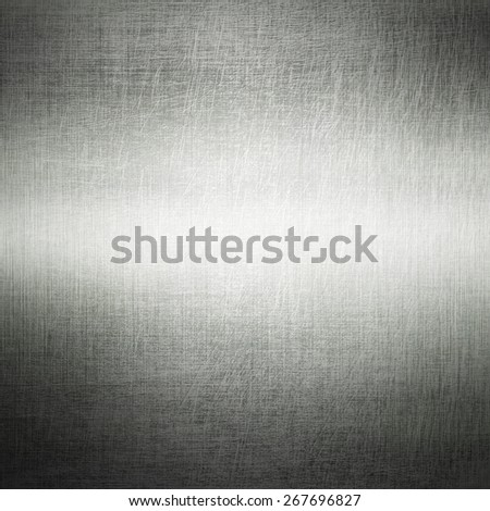 metal background or texture light brushed steel plate #267696827