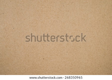 Cardboard background Royalty-Free Stock Photo #268350965