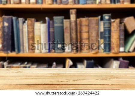 School, back, bookshelf. #269424422