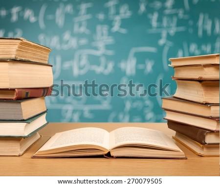 Book, Education, Summer. #270079505