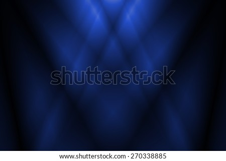 navy blue abstract line and curve background