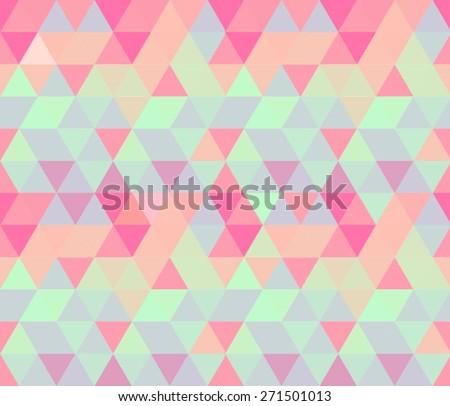 Summer pattern background, fresh, colorful and super bright. Colors shades: pink, orange, fuchsia, green aquamarine, light blue.