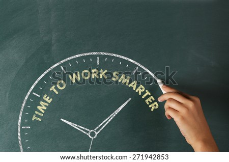 Time to Work Smarter